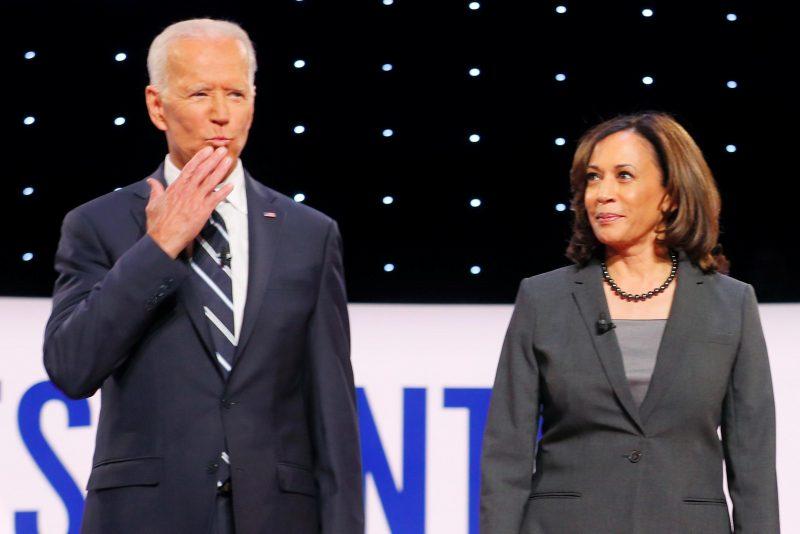 Joe Biden a nominalizat-o pe Sen. Kamala Harris (D-Calif.) pentru postul de vicepreședinte