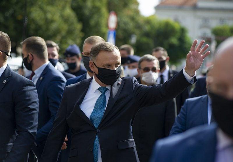 Polonia: Președintele, pentru prima data la Marșul pentru Viață