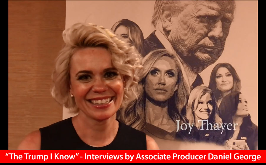 """The Trump I Know"" – Premiere – Interviews by Romanian-American Daniel George"