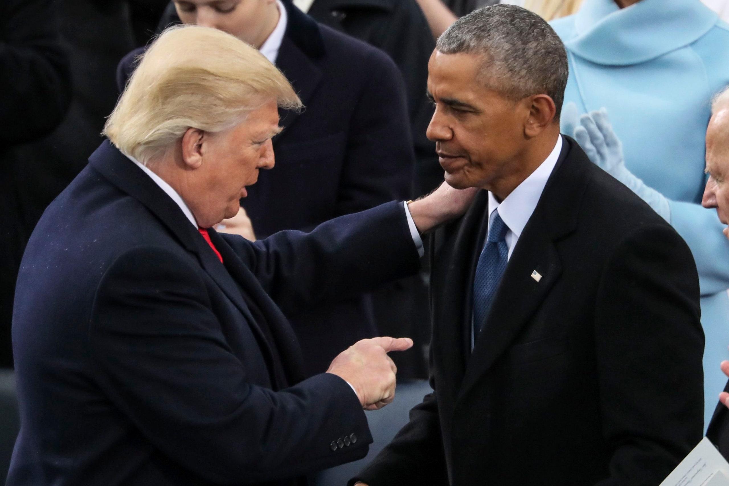 Trump dă de înțeles că DOJ are destule dovezi pentru a-i pune sub acuzare pe oficialii administrației Obama