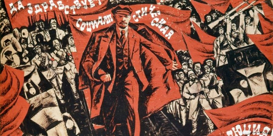 Paralele șocante între Revoluția Bolșevică rusă din 1917 și anarhia Stângii americane din 2020