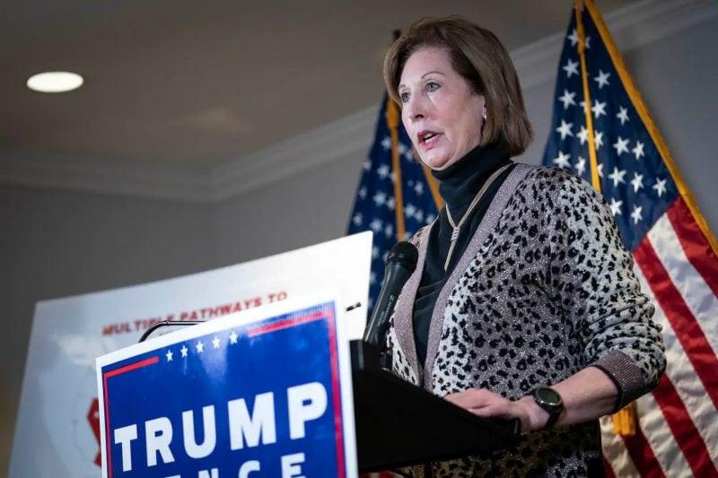 """Sidney Powell: """"Președintele Trump a câștigat detașat și o vom dovedi!"""""""