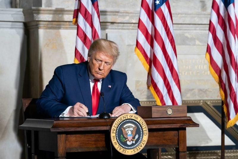 SUA au ieșit oficial din Acordul Climatic de la Paris