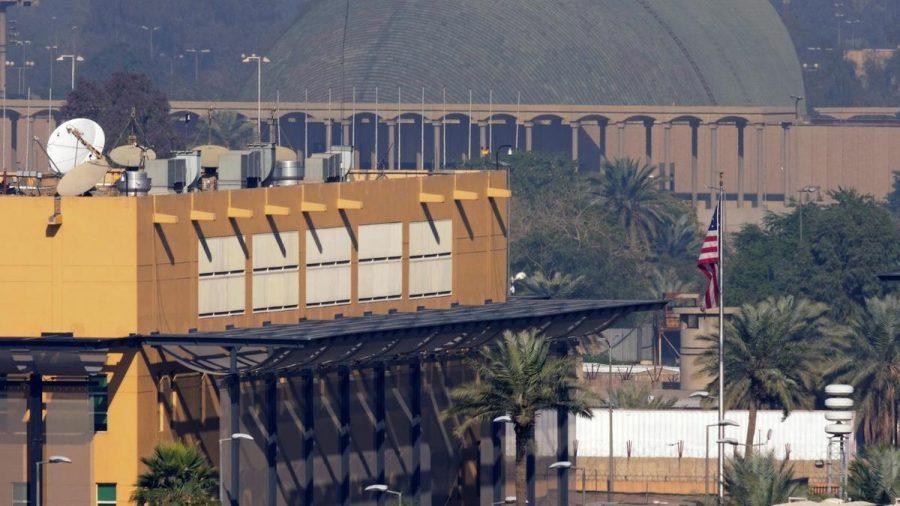 Irak: Ambasada SUA, ţinta unui atac cu rachete