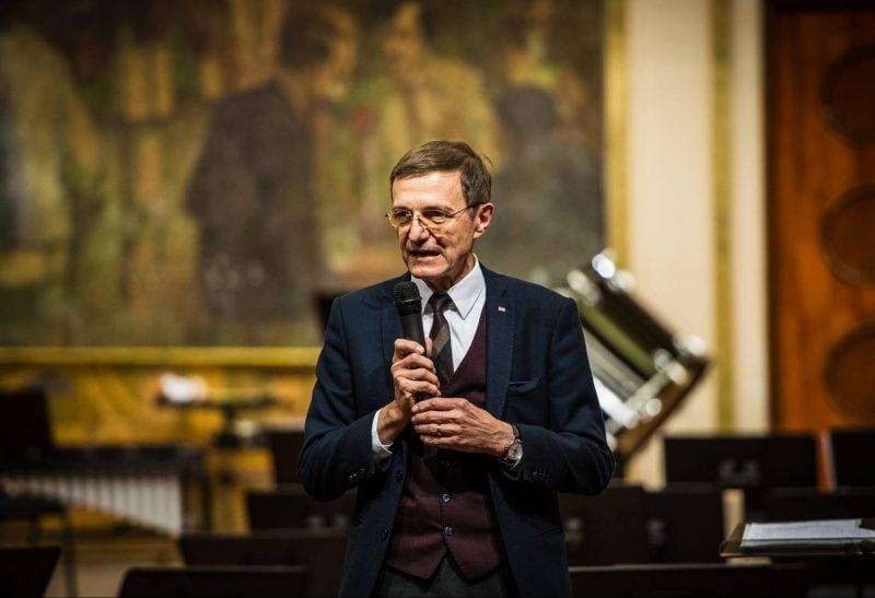 Președintele Academiei Române Ioan Aurel Pop reclamă atacurile împotriva credinței