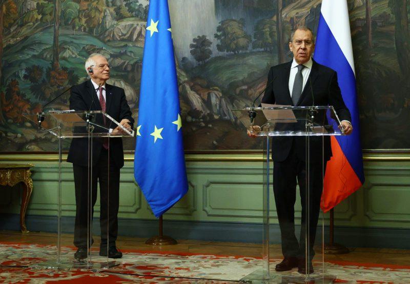 Opinie: Vizita lui Josep Borrell în Rusia și umilirea Uniunii Europene