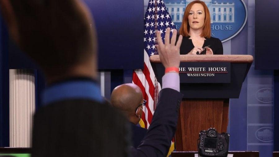 Casa Albă: Echipa de presă a lui Biden solicită reporterilor întrebările în avans