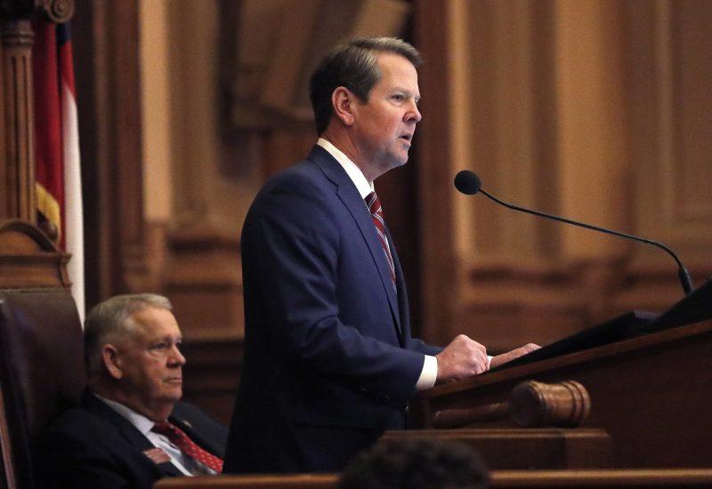 Guv. Brian Kemp aprobă o lege de referință privind integritatea electorală din Statul Georgia