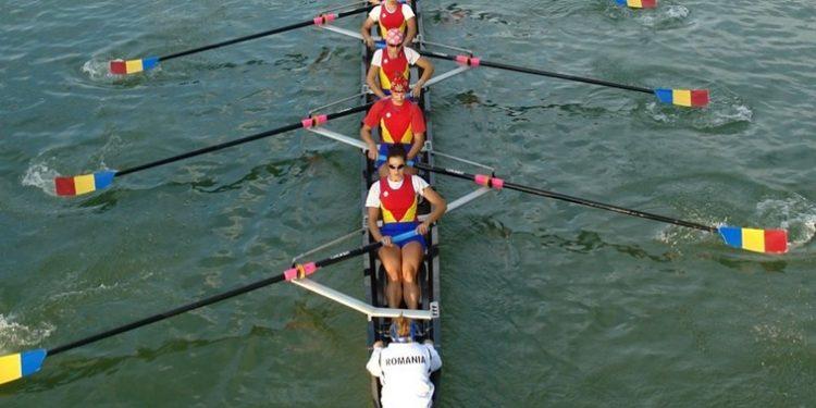 România a câştigat medalii de aur, argint şi bronz la Cupa Mondiala de canotaj din Elveția