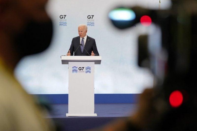"""NATO și G7: Președintele Biden promovează o politică externă """"America pe ultimul loc"""""""