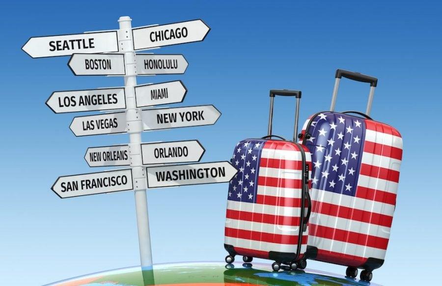 20 de obiective turistice de vizitat în Statele Unite ale Americii