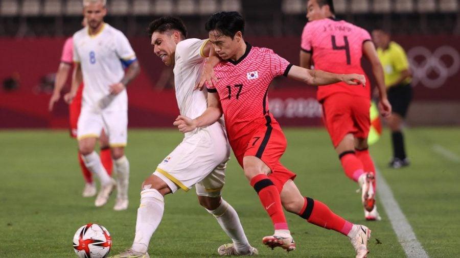 JO 2020 – Fotbal: România, surclasată de Coreea de Sud cu 4-0