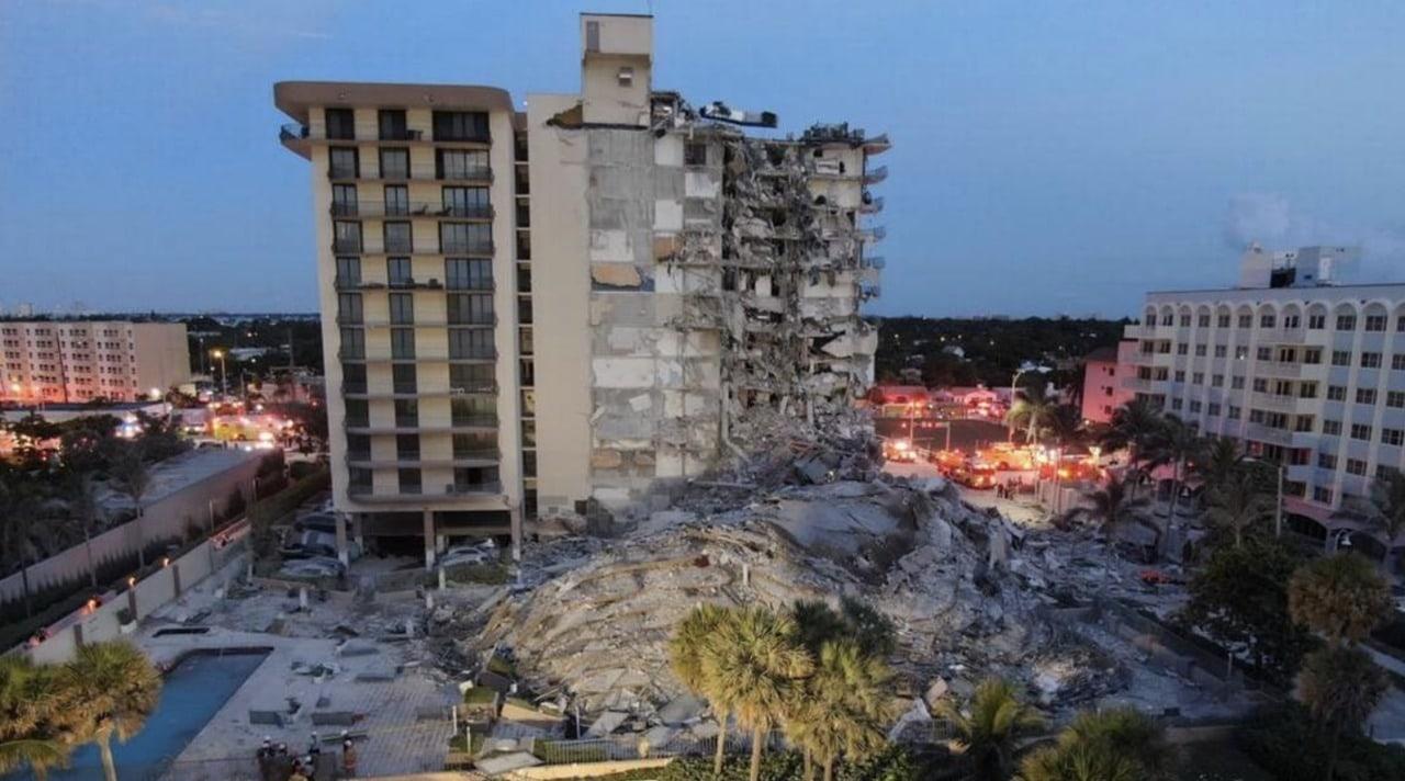 Miami: Credincioșii se roagă pentru victimele tragediei din Surfside, amintindu-ne de ce avem nevoie disperată de biserică