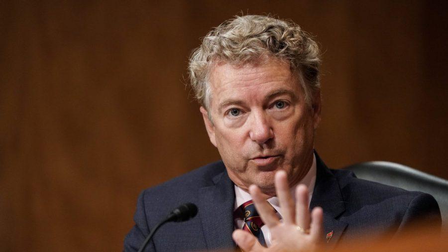 """Sen. Rand Paul critică """"tiranii"""" democrați și se opune unui nou lockdown: """"Nu ne pot aresta pe toți"""""""