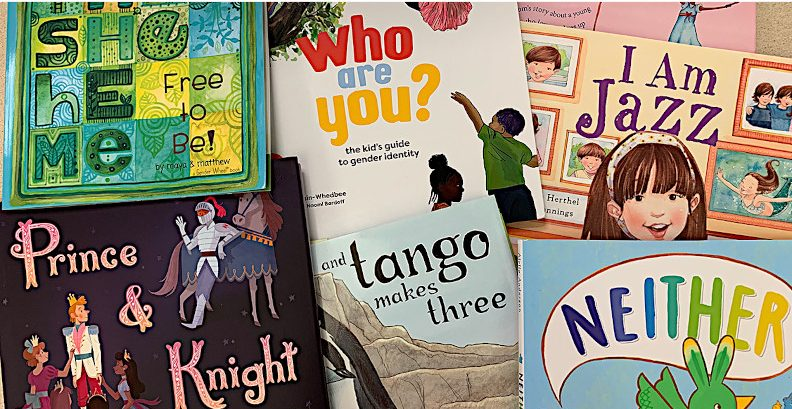 """Există vreuna din aceste 7 cărți LGBT """"pentru copii"""" în clasa sau biblioteca școlii la care învață copilul tău?"""