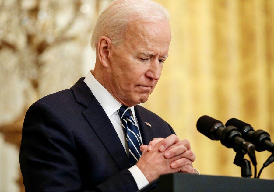 Sângele Afganistanului va fi pe mâinile lui Joe Biden