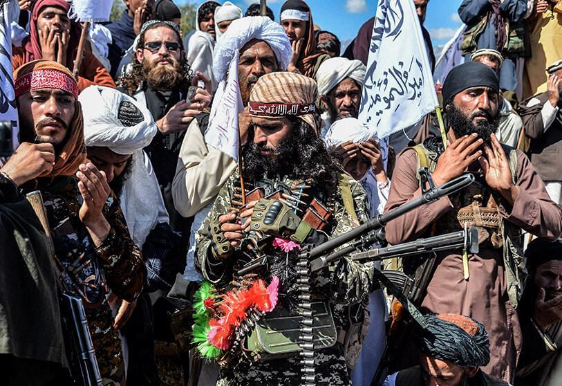 Dumnezeu, Afganistan și problema răului