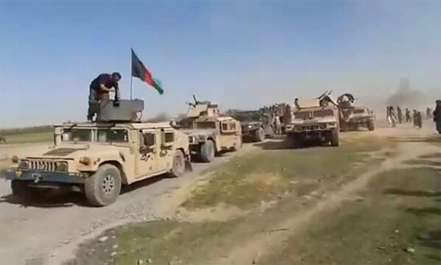 Talibanii dețin acum echipament militar american în valoare de 85 de miliarde de dolari