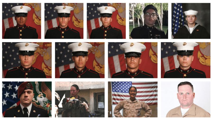 Cine sunt cei 13 soldați americani uciși în Afganistan