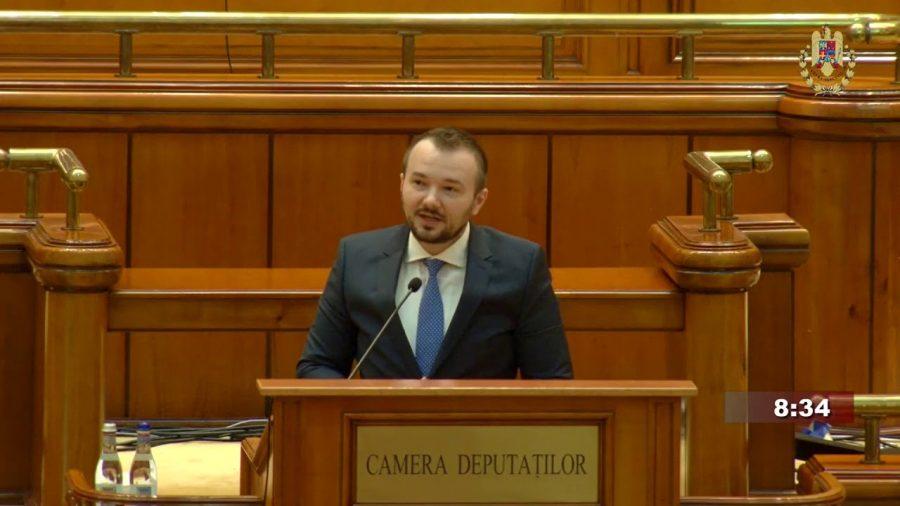 Deputat Daniel Gheorghe: România este suverană și trebuie să apere familia!
