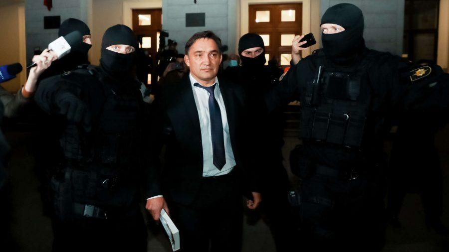Republica Moldova: Procurorul General, Alexandr Stoianoglo, a fost reţinut pentru 72 de ore