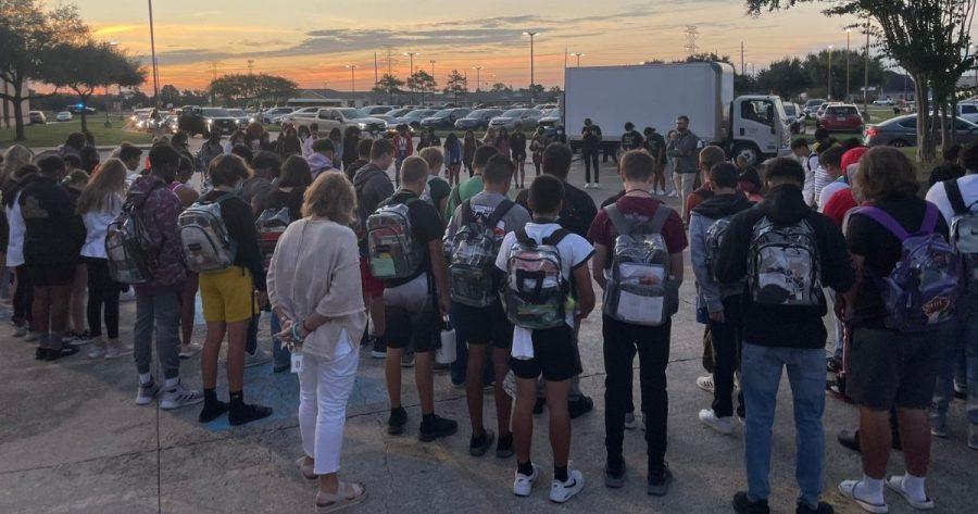 Mii de elevi din toată țara s-au unit recent în rugăciune