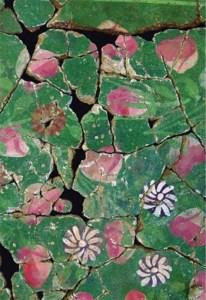 Mosaic de la domus del carrer Avinyò. Imatge: MUHBA