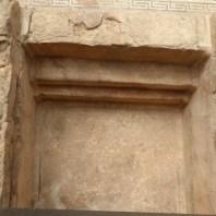 11. Detall de la piscina de les termes Romanes de Sant Boi de Llobregat