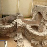 4. Vista de les termes Romanes de Sant Boi de Llobregat