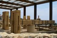 Reapertura del Parc Arqueològic Cella Vinaria de Teià ( Maresme)