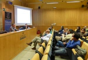 """Sessió de la Tribuna d'Arqueologia del 22 de març de 2017 """"Resultats de les intervencions arqueològiques al camp de futbol de Cardona (Bages)"""""""