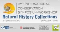3r Simposium-Workshop Internacional de conservació de Col·leccions d'Història Natural