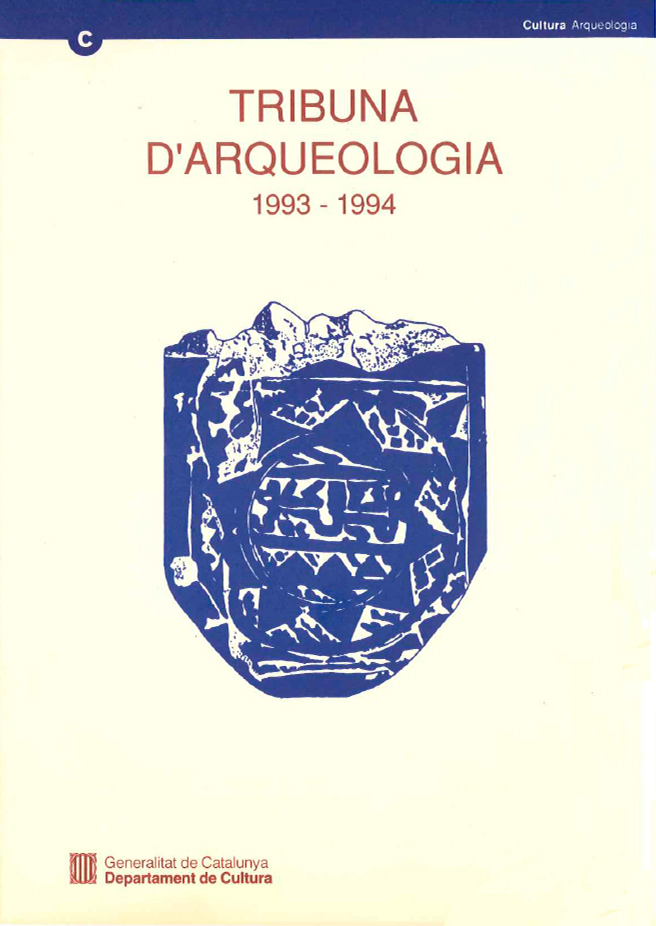 Fulletó 1993-1994