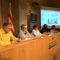 Sessió de la Tribuna d'Arqueologia del 25 d'ocubre de 2017