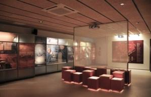Vista general del centre d'interpretació de la romanització a Catalunya. Foto: Leticia Sierra