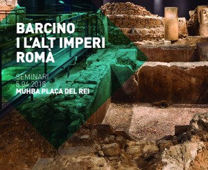 Seminari: Barcino i l'Alt Imperi Romà