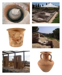 imatge del programa del I Simposium d'arqueologia laietana