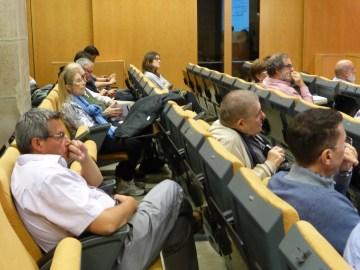 Sessió de la Tribuna d'Arqueologia del 23.10.2018.