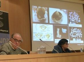 Sessió de la Tribuna d'Arqueologia del 07.11.2018. Fotografia: Maite Mascort