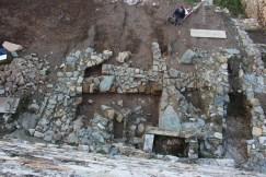 3. Vista zenital de l'àmbit 16 de la zona del cementiri.