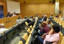 11. Sessió de la Tribuna d'Arqueologia del 8 de maig de 2019. Fotografia: Toni Martín