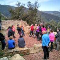 Jaciment dels Altimiris. Fotografia: M. Sancho i W. Alegría