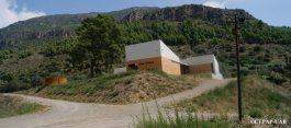 Edifici Espai Orígens a Camarasa