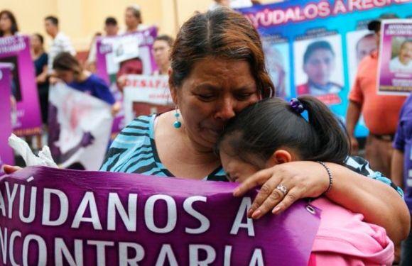Un 10 de mayo y más de 40 mil desaparecidos
