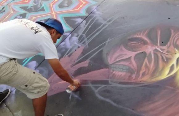 Programa RecuperArte llega a la pista de patinaje de la Calzada Pedro Moreno