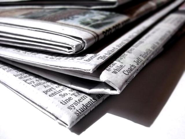 jornal impresso - site