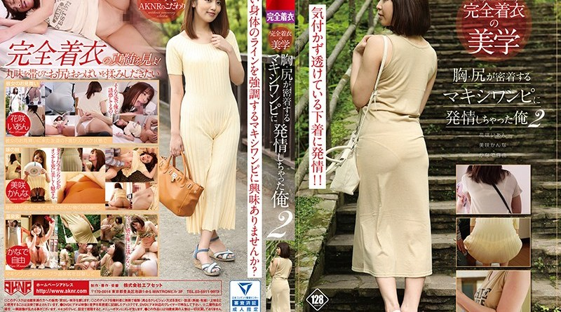 [FSET-778] Misaki Kanna, Kanade Miyu, Hanasaki Ian - The Beauty Of Fully Clothed Sex I Got Hot And Horny From Feeling Her Tits And Ass Rubbing Up Against Me Through Her Maxi One Piece Dress 2
