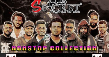 SECRET BAND NONSTOP COLLECTION