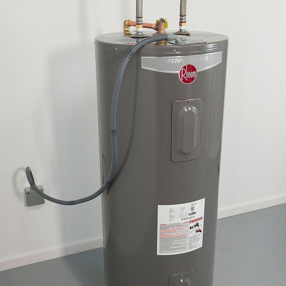 medium resolution of install an electric water heater