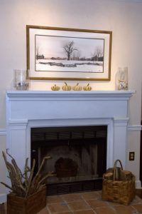 Install a fireplace mantel | Tribune Content Agency